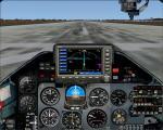 2D panel for DoughBree Design's Albatross L-39C