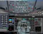 Airbus A300 / A310 2D panel