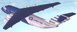 FS2002                   Embraer CX version 5A of Correios