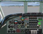 Convair C990 2D panel