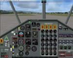 Convair B58 Hustler 2D panel