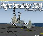 FS2004 Sea Fury FB11 Splash Screen