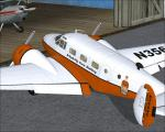 FSX Beech D18S Corporate Repaint 3-pack