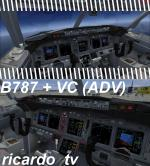 Boeing 787-8 TDS Mega Package with VC