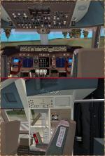 FSX Boeing 747-8i Delta Northwest