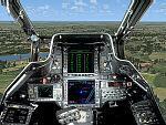 FSX Lufthansa repaint for the default B737-800