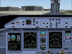 FS2004                   Dash 8-400 panel Version 3