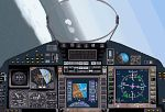 FS2000                   aircraft & Panel - EUROFIGHTER TYPHOON PACKAGE