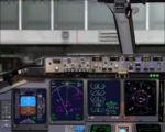 Boeing 717  panel