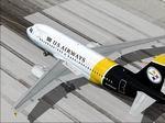 Airbus A-319 in US Airways/Pittsburgh Steelers