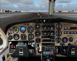 FS2004                   Cessna-337 Photoreal panel