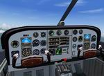 FS2004                     Cessna 340A Package