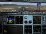 FS2004                   Airbus A-380 Panel.