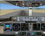 Mc Donnell Douglas MD11 2D panel