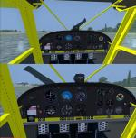 FSX /FS2004  ICP  Savannah XL Kalamata Aeroclub  Package.