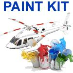 Bell 429 Paint Kit