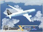 Airbus A350-900  XWB - FSX Splashscreen