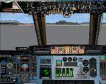 "Lockheed C5 ""Galaxy"" and C141 ""Starlifter"" 2D panel"