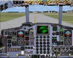 Lockheed C130 Hercules 2D panel