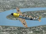 SimBattleBirds Bf109E-7