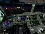 AFS Airbus A350, British Airways Demo