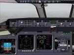 FS2004                   Boeing 717 Panel