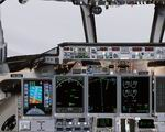 FS2004                     Boeing 717-200 MD95 Panel