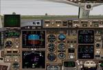 FS2004                   Boeing 767 or 757 Panel.