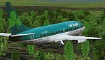 FS2000                   Aer Lingus 737-500. Replacement textures