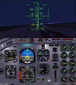 B737-IFR                   panel v2 for FS2000 Pro only