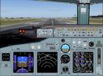 FS2004                   Boeing 737-800 panel Version 1