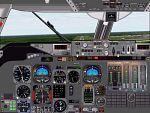 FS2000                   Boeing 747-200 panel V2