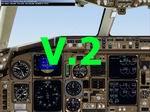 FS2000/2002                   Panels 757 Pilot In Command V2