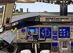 FS2000                   panel: Boeing 767-400 ER