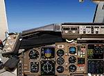FS2004                     Panel--Boeing 767 with 3D effects