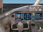 Boeing                   777 photoreal panel