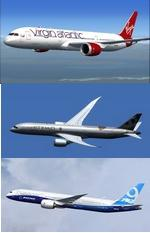 Boeing 787-900  Multi Livery Package
