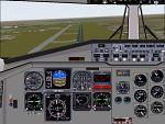 FS2000                   Panel for the De Havilland 8-100