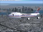Boeing 747-400 'Freedom' Textures
