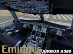 Airbus A380 Emirates Black Package
