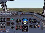 FS2000                   A300 panel