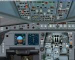Airbus A320 2D Panel