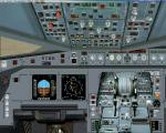 Airbus A330 2D Panel