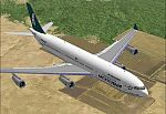 FS2000                   Mexicana Airlines Airbus A340-313