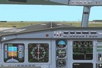 FS2002                     Airbus A340 Panel for FS 2002.