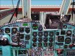 FS2004/FS2002 Photorealistic panel for Antonov An-22