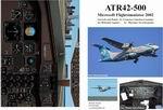 FS2002                   Manual/Checklist -- ATR42-500