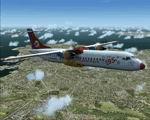 FS                   2004/2002 ATR 72-500 Denmark Package
