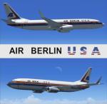 FSX Boeing 737-800 Air Berlin USA