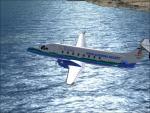 Beechcraft 1900D Air Victoria Virtual 3 Pack Textures